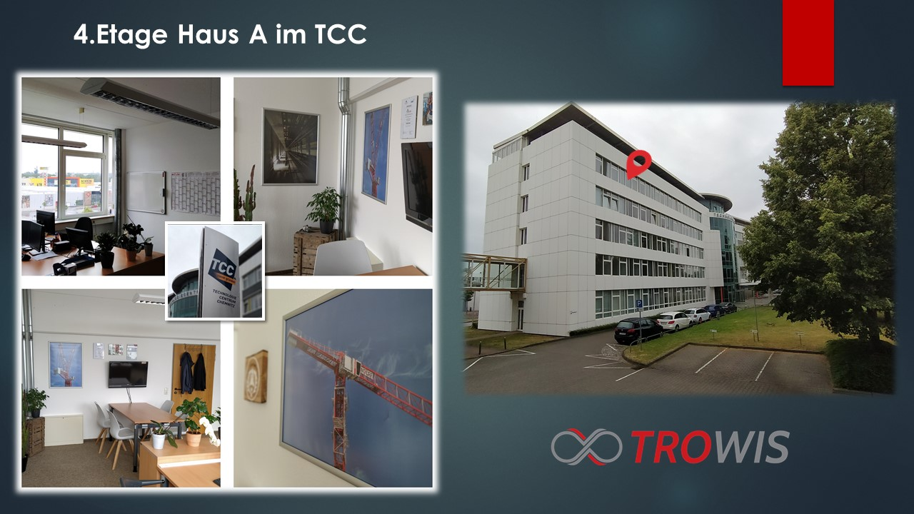 Trowis has moved!
